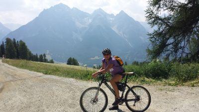 Engadin a Adiže+Alpská sedla