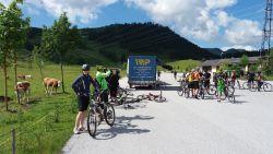 Pozvánka Ireny Špringlové – majitelky CK TRIP – na kolech Pohodově kolem západního Dachsteinu