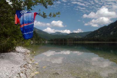 Kolem jezer Solné komory z hotelu II. 22.-24.5.2015