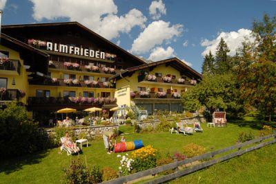 4**** hotel Almfrieden (Ramsau am Dachstein)