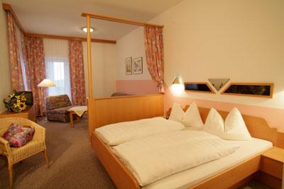 Hotel Alpenfriede v Jersens