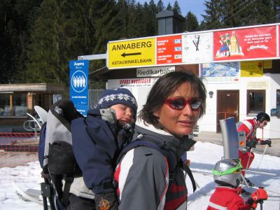 Lyžařská oblast Dachstein-West
