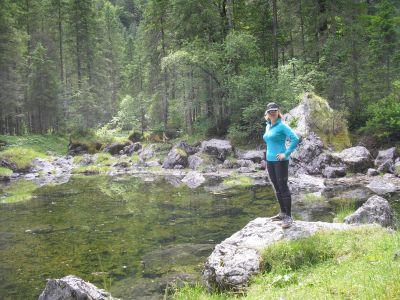 Pohodová pěší turistika v srdci Salcburska