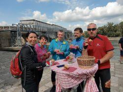 Regensburg: romantické cyklostezky