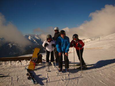 21.-26.2. 2015  Glockner Skisafari