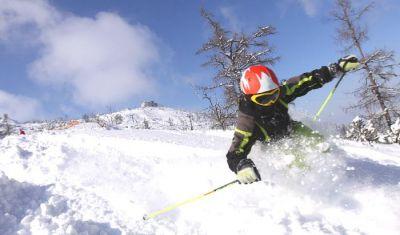 Lyžování zdarma s CK TRIP na Ohnivém vrcholu v Pekelných horách!