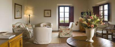 5* luxusní hotel v Toskánsku