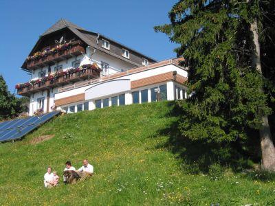 3*** hotel Berger (St. Jakob i. Walde)
