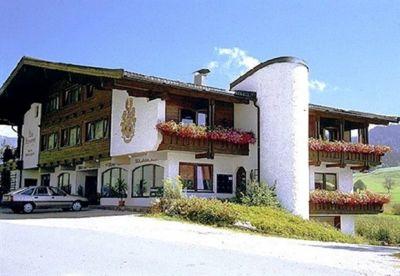 Apartmány u Pillerseetal (Rakousko)