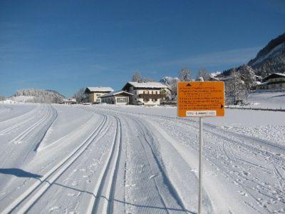 Běžecké lyžování ve Ski Amadé