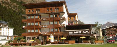 Hotel Piz (Mandarfen/Pitztal)