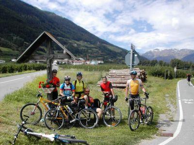 Cyklostezkami alpského trojzemí & Alpská sedla