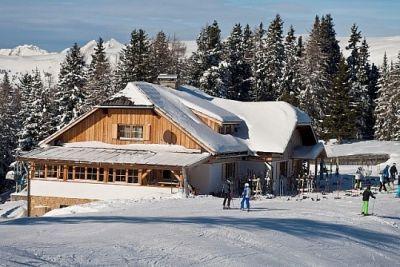 Apartmány JAUCHZA Hütte/Innerkrems