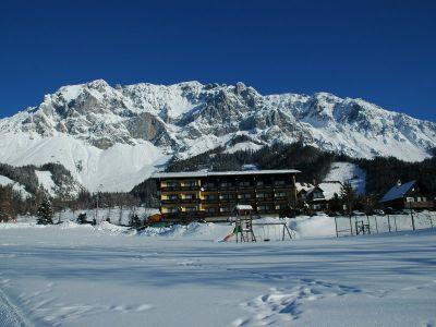 4*** rodinný hotel Ramsau/Dachstein