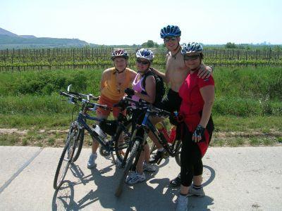 Za teplem jižního Maďarska