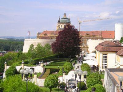Wachau: vinice nad Dunajem i opevněné kostely