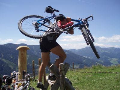 Panorama TRIP + Amadé bike