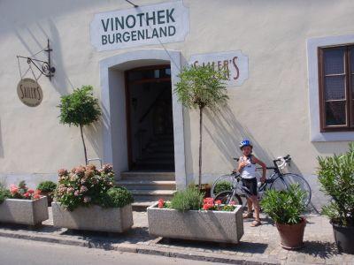 Cyklistika, termály a dobré víno