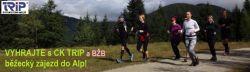 Vyhrajte běžecký zájezd do Alp!