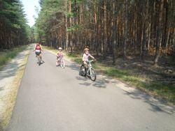 TRIPÍSEK: Čapí cyklostezka