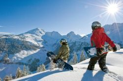 Skiwelt a SkiJuwel na Silvestra!!!