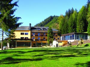 Alpský hotel ve Steinhaus (Semmering)