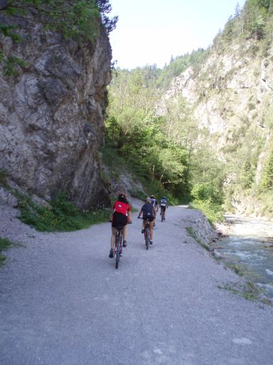 Údolími Zillertálských Alp
