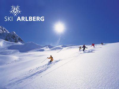 Sezonní start Arlberg (Rakousko)
