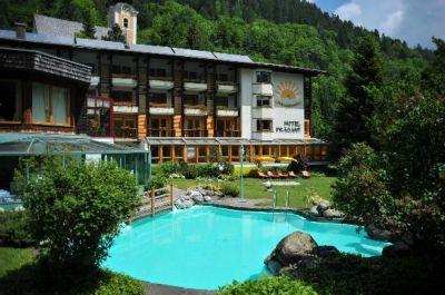 4**** hotely Harmony´s v Bad Kleinkirchheim