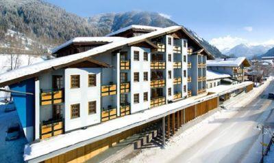 4* sportovní hotel ve Flachau