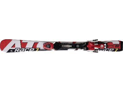Jak vybrat sjezdové lyže?