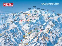 Tyrolské ledovce - nejen Hintertux