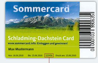 Dachstein Tauern Card