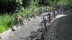 Tauernská cyklostezka, aneb jak jsme se smažili za živa