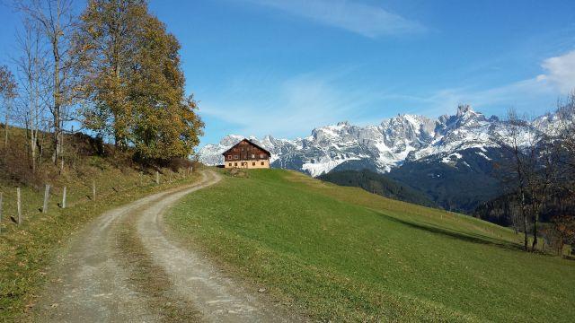 Pohodově k vrcholkům Alp