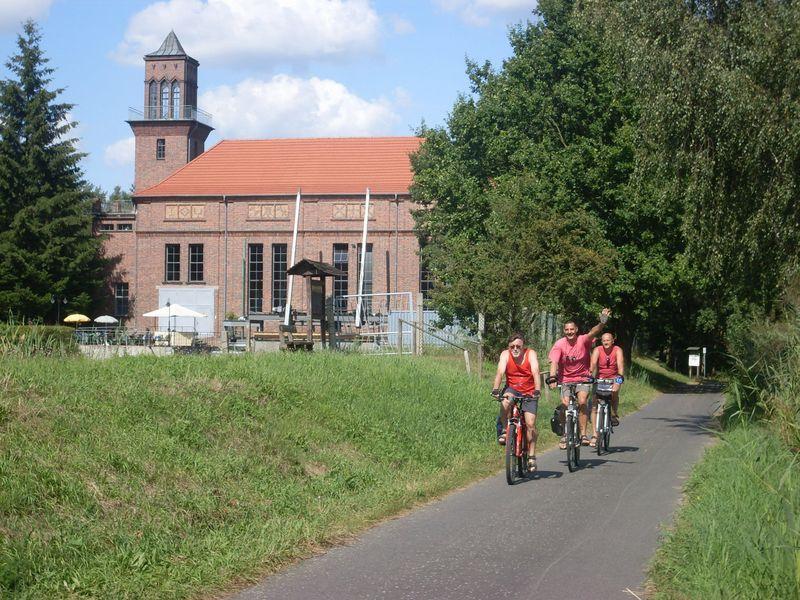 Cyklostezka Nisa-Odra