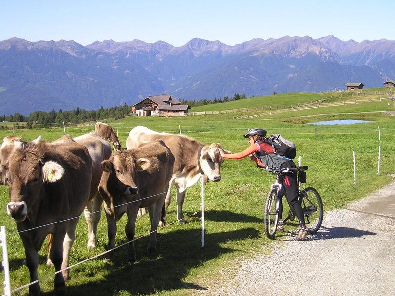 Cyklostezky Jižního Tyrolska z hotelu