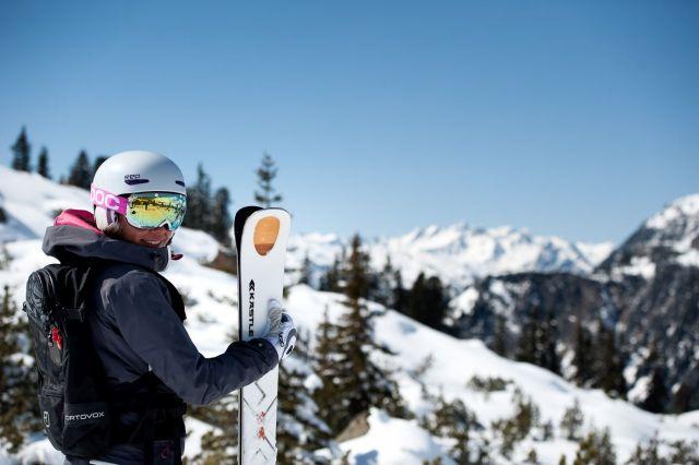 Skiaréna Silvretta: Samnaun-Ischgl+Nauders-Reschenpass