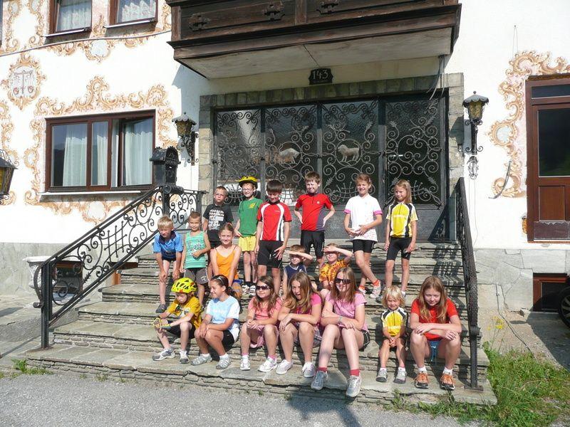 Rakouské Kolorádo pro děti