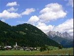 V údolí Pillerseetal