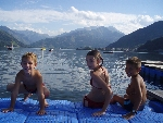 Pestrý týden v srdci Alp 2010