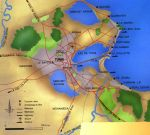 Tunisko na kole