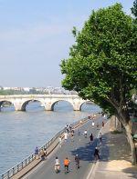 Paříží na kole NOVIKA 2013!