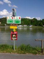 Podél Dunaje a Traunu z Linze