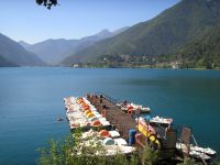 Lago di Garda z hotelu JIH
