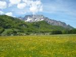 Po rovině napříč Alpami