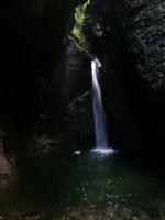 vodopád Kozjak