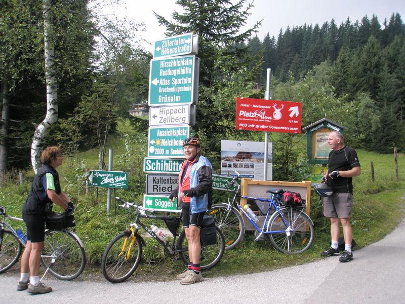 Udolimi Zillertalských Alp