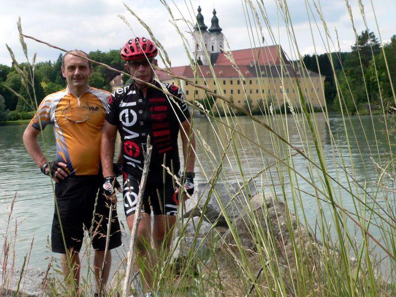 Podél Innu a Dunaje