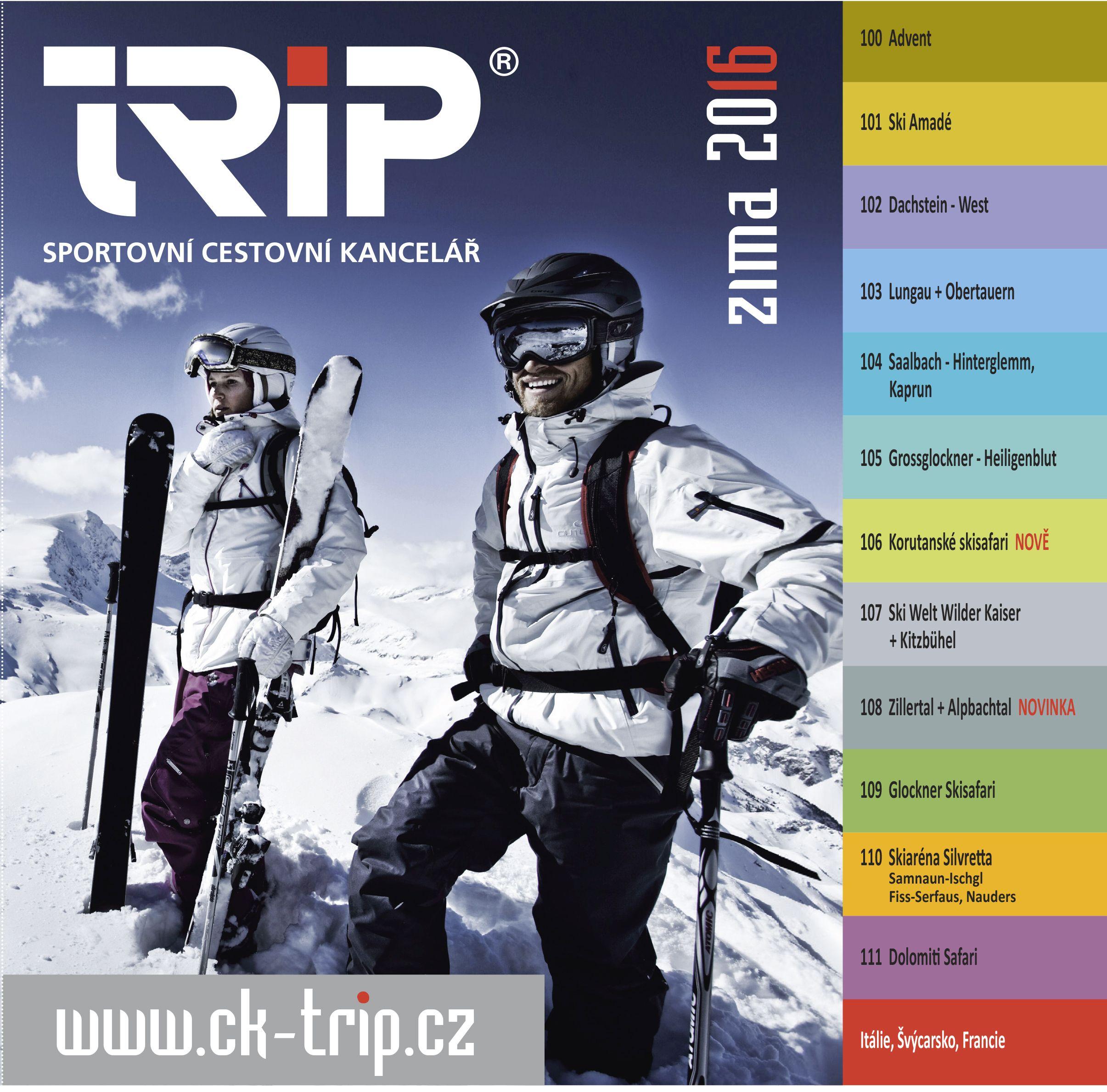 CK Trip - aktivní dovolená